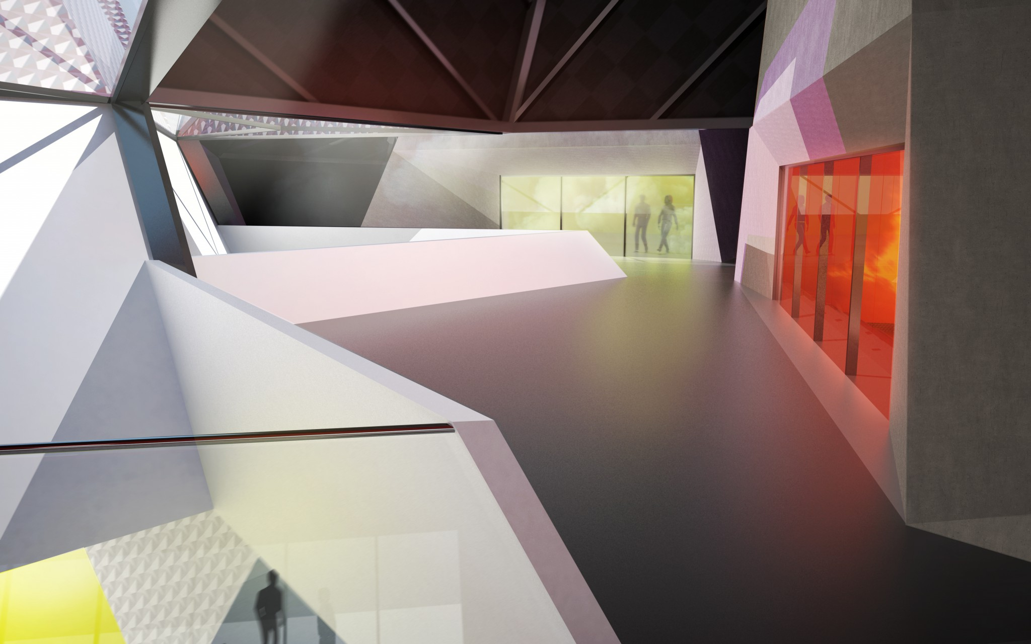 Render Interior Upstairs Museum2