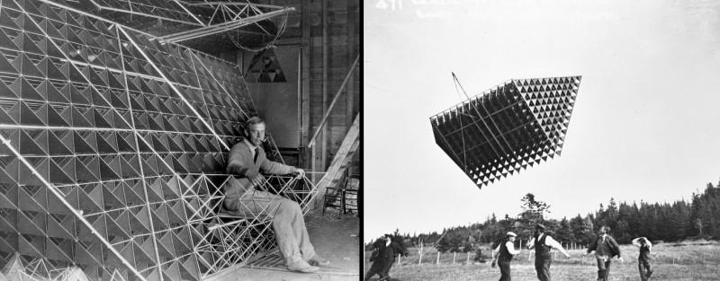 Bell Box Kite