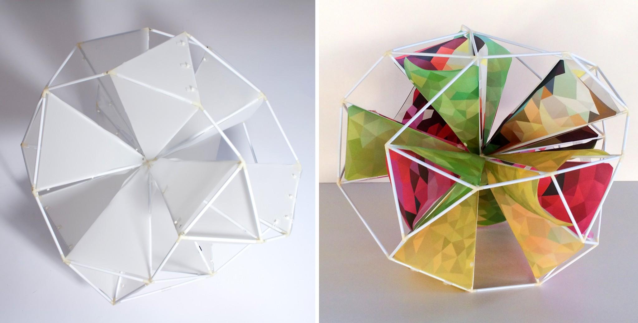 Kite Mockup Model Composite3